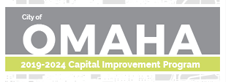 Omaha Capital Improvement Plan 2019 2024 cover