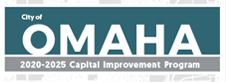 Omaha Capital Improvement Plan 2020-2025 cover