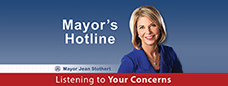 Mayor Hotline